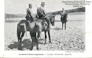 Japanise Imperial Army Cavalry