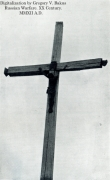 1914. Cross with Figure