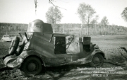 BA-20 light armoured car
