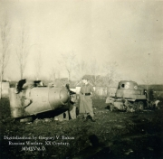 BA-20M and Ba-10M armoured cars