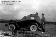 BA-64 light armoured car