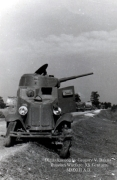 BA-10 medium armoured car